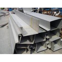 定制不锈钢排水沟(图)、钢结构专用落水天沟、不锈钢天沟图片