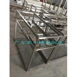 服装不锈钢展示架墙上、不锈钢展示架、不锈钢展示架供应(图)图片