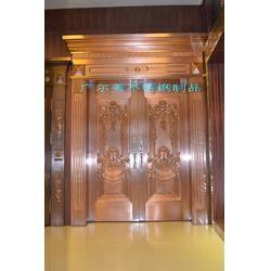 不锈钢地弹门_酒店不锈钢地弹门_不锈钢地弹门图片