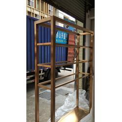 不锈钢酒架施工图|不锈钢酒架|不锈钢酒架供应(查看)图片