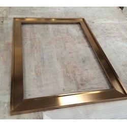 不锈钢相框材料、不锈钢相框、不锈钢相框装饰图片