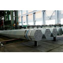 镀锌钢管与热镀锌钢管-镀锌钢管-兴达管道(查看)图片