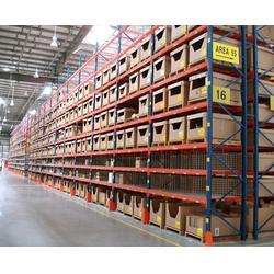 托盘货架供应商、折叠托盘货架、五金仓库货架图片