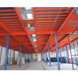 通廊式高端货架_高端货架多少钱_高端货架厂图片