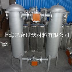 厂家供应双联袋式过滤器;除油袋,pp过滤袋,尼龙单丝过滤袋图片