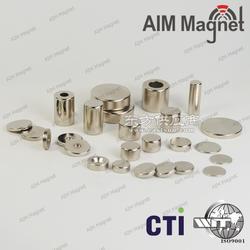 供应圆环饰品磁铁,强力永久磁铁,欢迎来图定制图片