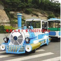 兒童游樂設備觀光小火車圖片