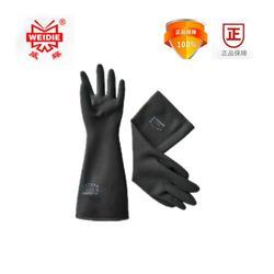 青岛威蝶工业耐酸碱手套|威蝶工业耐酸碱手套|常州西亚(查看)图片