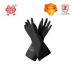 青岛威蝶耐酸碱手套报价单、西亚代理、马鞍山青岛威蝶耐酸碱手套图片