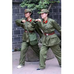 纺艺阁服装租赁 广州哪里迷彩服优惠-迷彩服图片