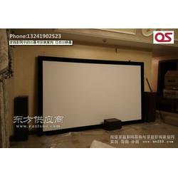 日本os幕布 框架幕布 性价比高 高端投影幕布STF-100图片