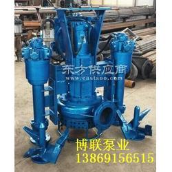 挖机耐磨吸沙泵\液压排渣泵\清淤泵图片