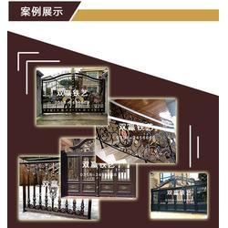 山西铁艺围栏报价-铁艺围栏-山西双赢钢铸厂(查看)图片