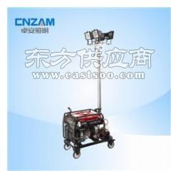 移动碘钨照明车zsfw6110B全方位自动泛光工作灯优质服务不二之选图片