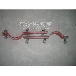 A7-1三螺栓管夹保温管用A7图片