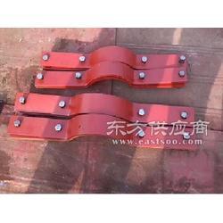 四螺栓管卡保冷管用A14四螺栓管卡保冷管用系列图片