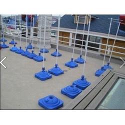 贵阳注水旗杆,大海旗帜厂家直销,供应注水旗杆图片