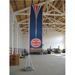 注水旗杆生产厂家、大海旗帜厂、常州注水旗杆图片