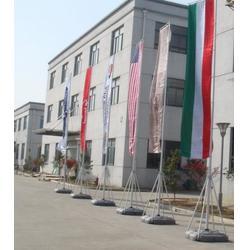 青岛注水旗杆,注水旗杆怎么样,大海旗帜厂(优质商家)图片