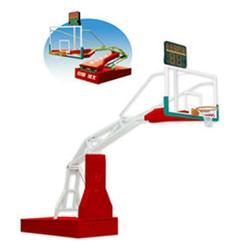 篮球架品牌、鲁达体育器材质量保障、篮球架图片