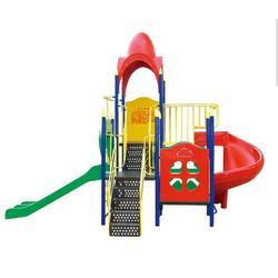 组合儿童滑梯厂家、组合儿童滑梯、鲁达体育(查看)图片