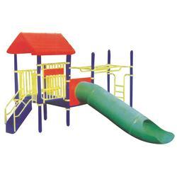 幼儿园滑梯直销、幼儿园滑梯、买优质体育器材到鲁达图片
