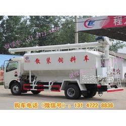 大的饲料运输车 可以拉几吨饲料图片
