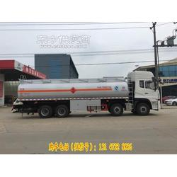 东风蓝牌3方油罐车厂家直销图片