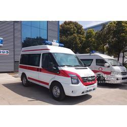 福特V348长轴运输型救护车配置-图片