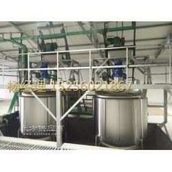 液态生物菌肥自动化加工生产线设备图片