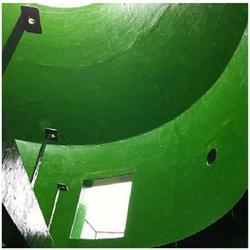 脱硫塔玻璃鳞片,莱芜玻璃鳞片,星尔化工(多图)图片