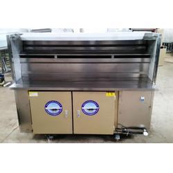 立式烤肉炉厂家、无锡尚立环保科技、河南立式烤肉炉图片