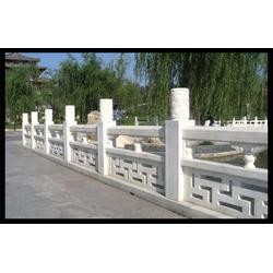 石材护栏,仿古草白玉石栏杆,江西石栏杆图片