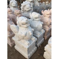 新疆石雕青石镇宅麒麟雕塑|石雕青石镇宅麒麟雕塑生产|旺通图片