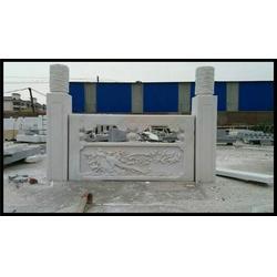 安徽园林石栏杆、旺通雕塑、园林石栏杆供应商图片