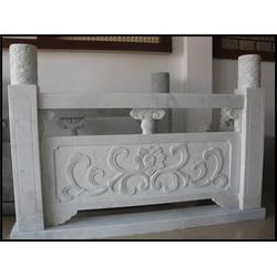 花岗岩石栏杆定做,旺通雕塑(在线咨询),上海花岗岩石栏杆图片