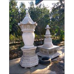 石材雕刻宝箧塔、内蒙古石雕佛塔、汉白玉石雕佛塔图片