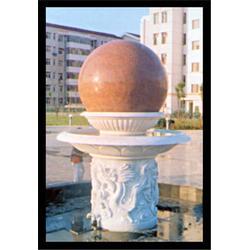 风水球,旺通雕塑图片