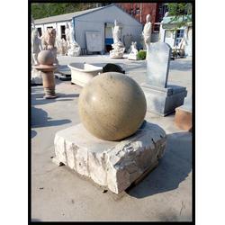 石雕风水球厂家(多图)_石雕风水球多少钱_石雕风水球图片