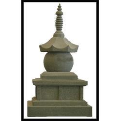 广东石雕佛塔、定做石雕佛塔、寺庙石雕佛塔图片