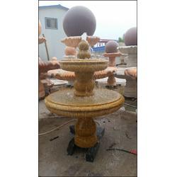 石雕喷泉厂家图片
