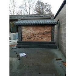 石雕浮雕照壁、旺通雕塑批发