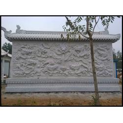 贵州青石照壁雕刻,石雕屏风(在线咨询)图片