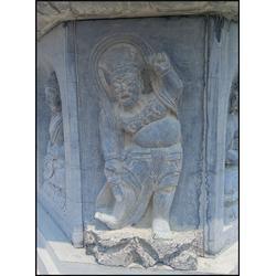 各种仿古石雕定做、山西仿古石雕、旺通雕塑图片