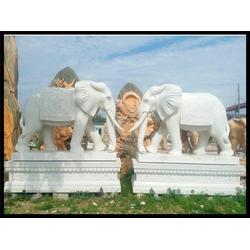石大象_旺通雕塑(优质商家)_曲阳石大象厂家图片