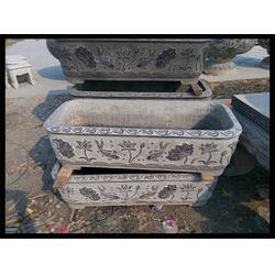 吉林鱼池-旺通雕塑(在线咨询)汉白玉雕刻鱼池厂家图片