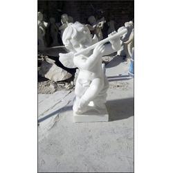 福建欧式小孩雕刻,汉白玉石雕小孩(在线咨询)图片