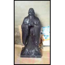 广场摆放石雕孔子像、天津石雕孔子像、石雕名人像摆件(查看)图片