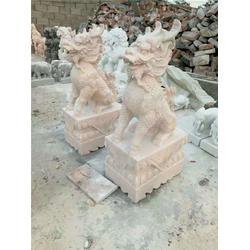 湖南走路麒麟雕塑_旺通雕塑图片
