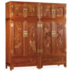 花梨木顶箱柜、北京家家红(在线咨询)、顶箱柜图片